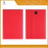 Cubierta de libro para las cubiertas de la tablilla de Samsung con la radio del teclado de Bluetooth