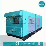 малошумный тепловозный генератор 110kw Yuchai Двигателем
