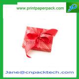 La coutume de la confiserie de bonbons de chocolat boîte cadeau de Noël de l'emballage du papier