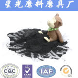Carbonio attivato polvere antracite nera per decolorazione dell'olio