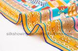 Китайский шарф шелка женщин нестандартной конструкции печати цифров