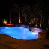 Fenlin 물 수영장 훈장 다채로운 층류 샘