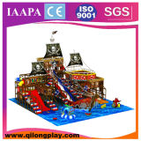 Спортивная площадка корабля пирата глубокого океана крытая (QL-16-1)