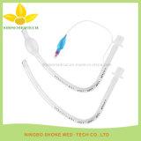 Desechable tubo endotraqueal con puño nasal preformado