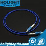 Sc к заплате волокна Sc симплексной однорежимной привязывает синь