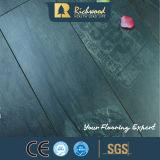 Ménage 8.3mm E1 AC3 Crystal Walnut stratifié à rayures cirées Plancher