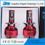Lampe de tête d'éclairage d'automobile Lampe de phare auto LED H7 pour kit de voiture