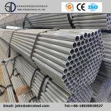 Tubo de aço pré-galvanizado redondo para estruturas de carbono