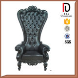 Re elegante Queen Crown Chair (BR-LC011)