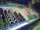 Danmark에서 Danfoss 압축기를 가진 아이스크림 쇼 케이스