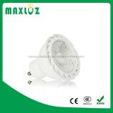 prix d'usine 7W COB projecteurs LED GU10