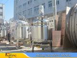 Tanques de mistura Jacketed do aço inoxidável dos reatores das embarcações da reação dos reatores do sabão dos reatores de tanques da reação dos reatores de tanque dos reatores químicos (reatores