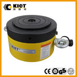 Kietのブランドの単動ロックナットのHydrulicシリンダー
