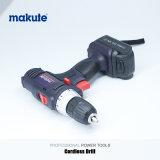 Taladro sin cuerda del Li-ion eléctrico del destornillador de Makute 12V
