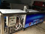 Popsicle del hielo que hace máquina con nosotros el compresor de Copeland