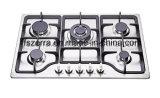 Avellanador incorporado de la cocina de gas - aplicaciones de cocina incorporadas (JZS1002)