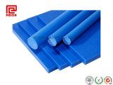 De goede Slijtvaste Blauwe Nylon Staaf van het Polyamide
