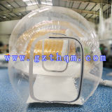 Kommerzielles im Freien aufblasbares transparentes Abdeckung-Zelt/freies aufblasbares Zelt
