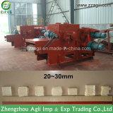 Burilador de madera de la ramificación del bosque de China de la basura de motor diesel de la maquinaria