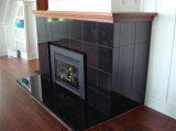 Black Classic of granites Fireplace Surround