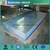 Placa da folha da liga de alumínio de preço do competidor 2124 de boa qualidade