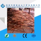 El 99,9% de cobre Chatarra chatarra de cable de cobre