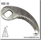 La hoja de forma especial de sierra con dientes de cuchillas para la industria de la carne frutas vegetales