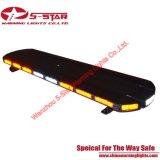 Type linéaire Super Bright Barre d'éclairage à LED 3 W pour voiture de police, pompiers, EMS