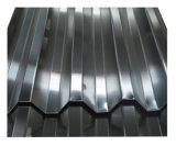 Strato del tetto dello zinco del metallo del ferro ondulato