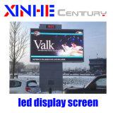 Farbenreiche Video im Freien8 LED-Bildschirmanzeige für das Bekanntmachen des Bildschirms
