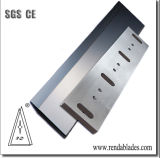 La perforación de cuchilla cortadora rebobinadora Re-Reeling Re-Reeler Winder/papel de máquina de perforar