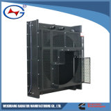 Radiador del aluminio del radiador del generador de calefacción del radiador de Cummins del radiador de Kta19-G2-2 Weichuang