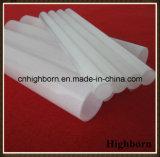 Conduttura opaca della tubazione di vetro di quarzo del silicone da vendere