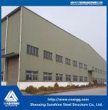 Kundenspezifisches H-Kapitel vorfabriziertes Stahllager
