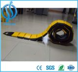 Hotsale buena calidad amarillo (negro) portátil One Way velocidad joroba