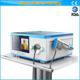 Plantar Fasciitisの回復空気圧縮機の衝撃波療法装置