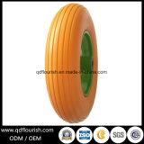'' rotella di gomma solida della gomma piuma dell'unità di elaborazione del pneumatico 16 per il camion di mano