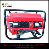 2014 6kw Small Manual Power Generator (ZH2500-ST)
