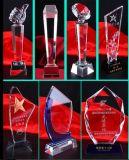 Trofeo cristalino simple de la nueva llegada (KS-045009)