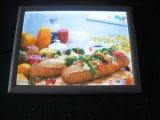 Caja de luz virtual de pantalla de aluminio de bricolaje