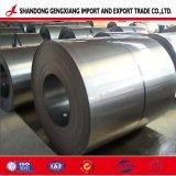 Folha de Gi fábrica Galvanized Z30 Z150 bobina de aço para construção
