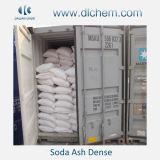 Самый лучший поставщик фабрики золы соды цены плотный в Китае