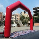 Красный тент надувные свадьбы колесной арки для проведения свадеб специализированные