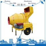 Jzr350 Concrete Mixer van de Lader van het Wiel van de Dieselmotor de Kleine