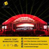 Tenda superiore di evento di Huaye grande per la sinfonia in tensione (hy248b)