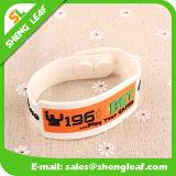 Förderunggeschenke kundenspezifischer geprägter GummiWristband