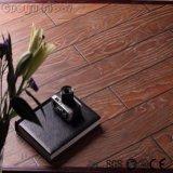 Le meilleur PVC de qualité en bois sèchent le plancher arrière de vinyle