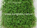 gazon de synthétique de 40mm pour le jardin ou l'horizontal (SUNQ-HY00140)