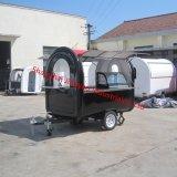 バイクの食糧カートの食糧は食糧トラックの可動装置の台所をトラックで運ぶ