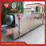 Túnel-Tipo linha secador da máquina de secagem de ar quente da correia